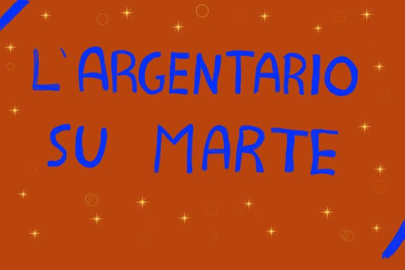 l'Argentario su Marte