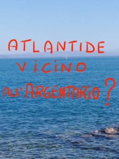 Atlantide vicino all'Argentario