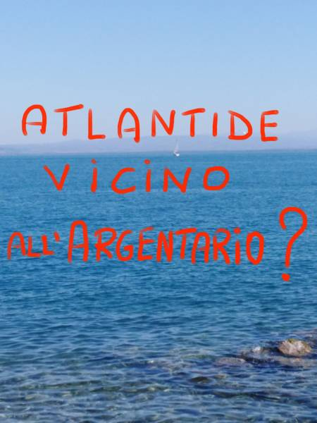 Atlantide vicino all'Argentario