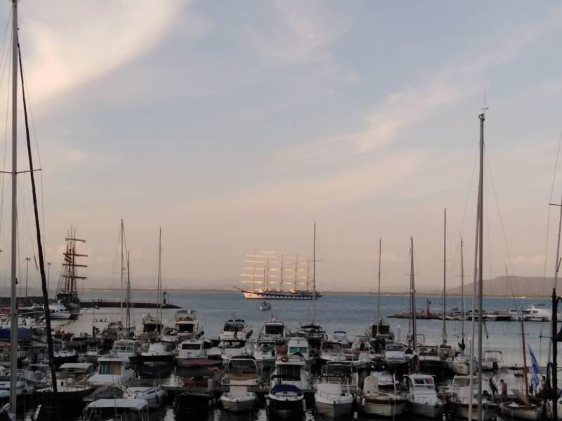 Porto S. Stefano il porto del libro in Italia