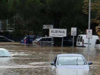 alluvione Albinia