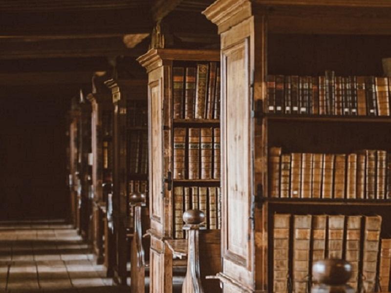 la biblioteca magica