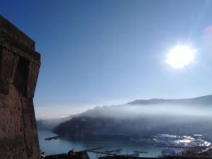 vista 2 Fortezza Porto S. Stefano