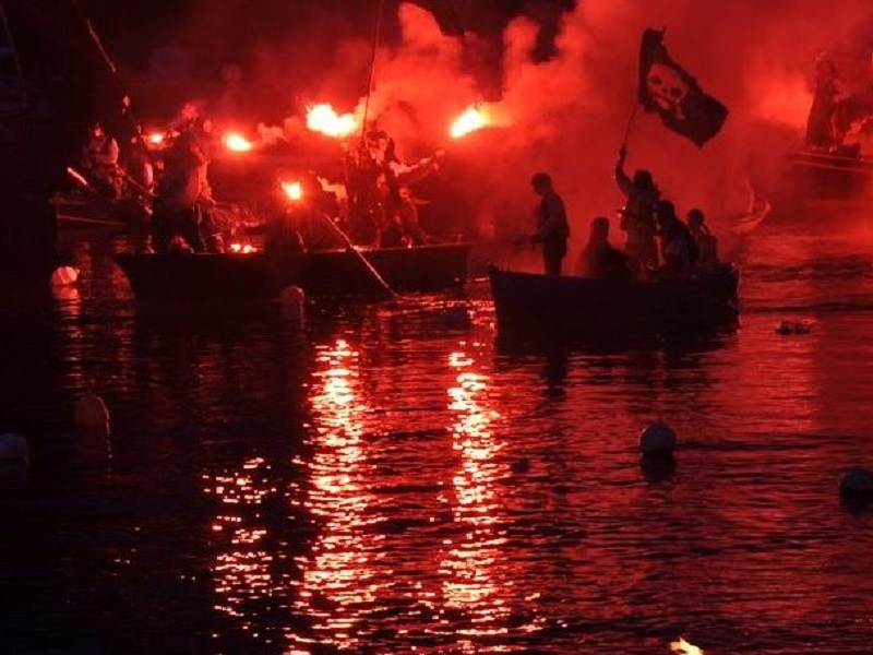 Porto Ercole, la notte dei pirati e il Barbarossa