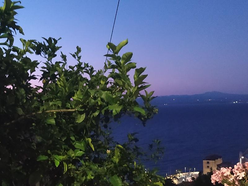 serate senza vento