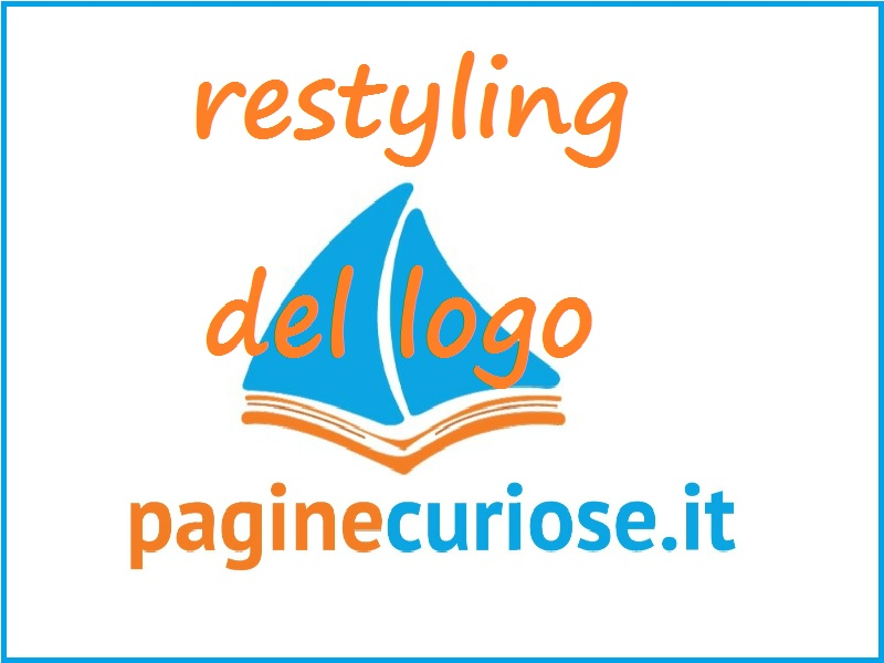 restyling logo paginecuriose