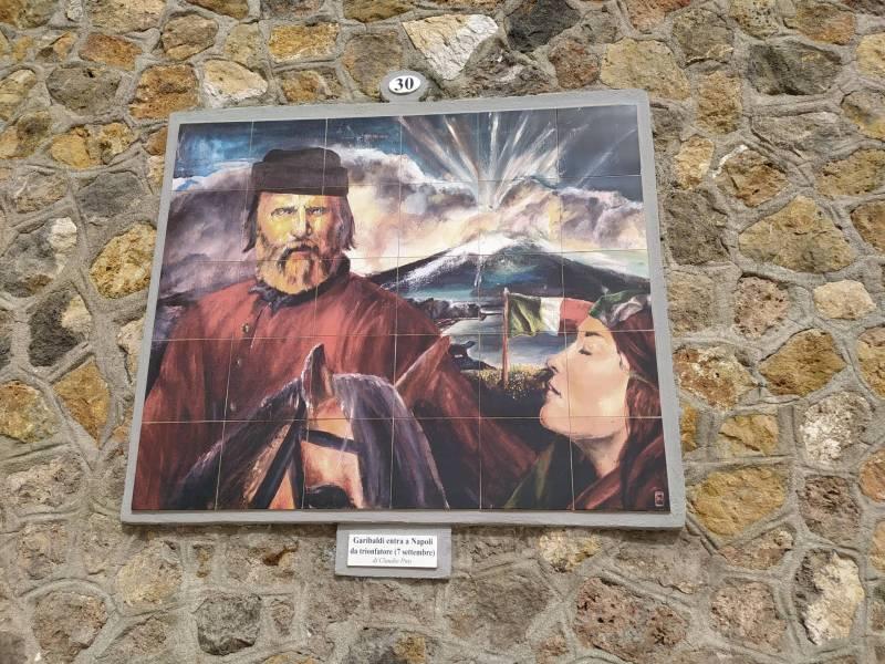 la Spedizione dei Mille a Porto S. Stefano
